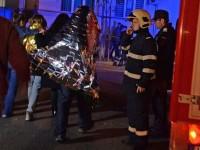 Sibienii, solidari cu victimele tragediei din București