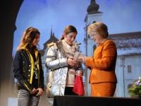 Primăria Sibiu a premiat olimpicii