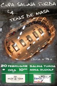 Cupa Salina Turda – ediția a IV-a (P)