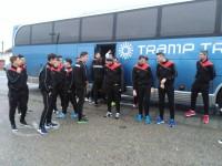 FC Hermannstadt a plecat în cantonament