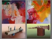 Pictură și ceramică, în familie, la Muzeul de Artă Contemporană