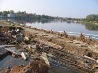 Cod portocaliu de inundații în județul Sibiu! Peste 130 de gospodării au rămas fără curent