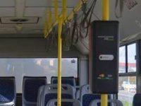 Probleme tehnice la sistemele contactless din autobuze. Tursib le recomandă călătorilor să-și cumpere și bilete de rezervă!