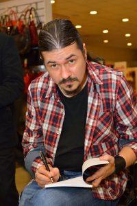 Lansare de carte Daniel Dăian la sediul FDGR