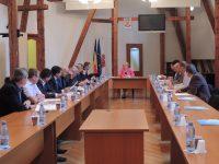 Întâlnire de lucru a primarului Astrid Fodor cu omologii ei din viitoarea zonă metropolitană