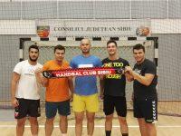Handbal Club Sibiu debutează în noul sezon la Cisnădie