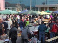 Piața Transilvania, închisă în prima sâmbătă din ianuarie