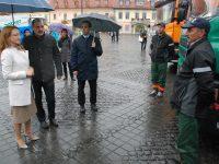 Mai puțin de 400 de semnături strânse pentru petiţia inițiată de Consiliul Județean Sibiu