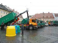 Start pentru colectarea selectivă a deșeurilor