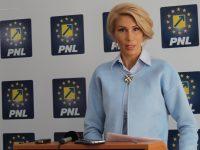 Raluca Turcan a primit propunerea unanimă de a fi președinte interimar al PNL