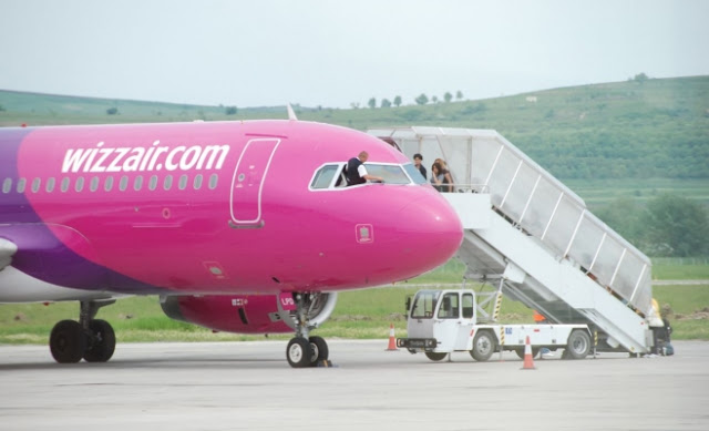 Pasageri din Spania, depistați cu COVID-19 pe Aeroportul Sibiu