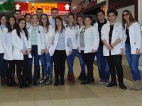 """Cu privirea pe diabet"""" – campanie de testare a glicemiei, la Sibiu, cu ocazia Zilei Mondiale a Diabetului"""