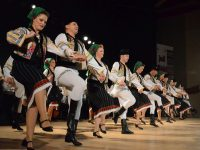 Junii Sibiului, spectacol în Quatar