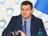 """PMP vizează un scor electoral """"din două cifre"""" și intrarea la guvernare"""