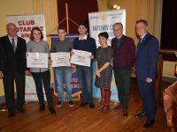 Premiile Rotary Club Sibiu pe anul 2016