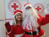Moș Crăciun  se închiriază de la Crucea Roșie