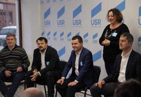 Raluca Amariei, realeasă la șefia USR Sibiu. Cu cine face echipă și ce și-a propus
