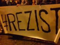 Sute de sibieni au protestat din nou împotriva Guvernului PSD