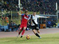 Liga I: Gaz Metan Mediaș – FC Steaua 1-1. Cu un egal de palmares, medieșenii au spulberat șansele Stelei de a termina sezonul regulat pe primul loc!