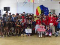 O lume de poveste și magie la școala specială din Turnu Roșu