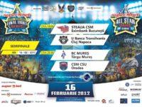 Astăzi aflăm finalistele de la Superbet Final Eight Cupa României