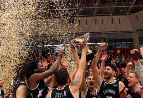 U-BT câştigă Cupa României pentru a doua oară consecutiv