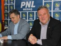 Constantin Şovăială (PNL) și-a inaugurat cabinetul parlamentar de la Mediaș