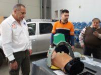 Donație salvatoare pentru Serviciul de Ambulanță