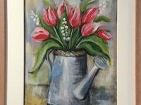Expoziţie de pictură la Biblioteca Astra