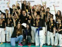 Sportivii PUMA Club Sibiu au devenit campioni naționali la Taekwon-do ITF 2017