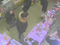 Un fost fotbalist sibian, bătut crunt într-un magazin! Agresorii au rămas necunoscuți