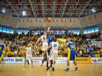 PlayOff: BC CSU Sibiu-BC Mureș: 2-2. Decisivul se joacă marți, la Sibiu