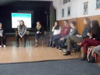 Liceenii devin jurnaliști comunitari