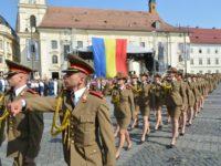 Aniversarea Zilei Forţelor Terestre la Sibiu