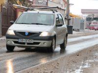 Circulație în condiții de iarnă