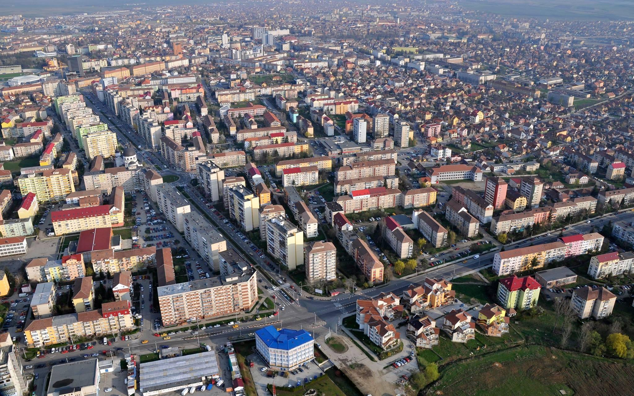 """Poluarea cu ozon, """"în grafic"""" pentru județul Sibiu"""