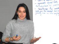 """Tinerii filologi din ULBS, pe locul 1 la competiția AFCN cu proiectul """"Zona Nouă a Culturii"""""""
