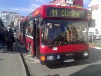 Programul de circulaţie al mijloacelor de transportale Tursib în perioada 1 – 5 iunie