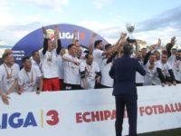 FC Hermannstadt a promovat în Liga a II-a