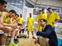 Dan Fleșeriu continuă la CSU Sibiu! Antrenorul a semnat pentru încă două sezoane cu gruparea de pe Cibin