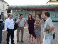 Vizită germană la nivel înalt în Sibiu