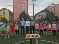 """Elevii sibieni, încurajați să practice sportul prin """"Cupa 1 Iunie"""""""
