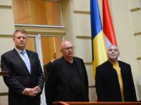 Klaus Iohannis își dorește punți ale culturii, ale libertății și toleranței între europeni. Parteneriatul Sibiu – Luxemburg, un model în Europa