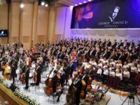 Orchestra Română de Tineret - Festivalul Enescu, 2015 / foto: Virgil Oprina