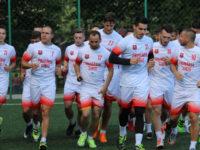 FC Hermannstadt a reluat pregătirile.Patru jucători noi la primul antrenament