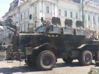 Vin americanii! Armament impresionant și tehnică militară ca în filme, aduse la Sibiu pentru exercițiul Saber Guardian 2017