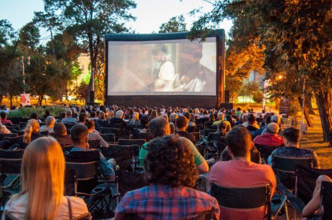 Cinema în aer liber!Caravana Metropolis revine la Sibiu, cu filme de Oscar