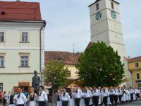 A doua colonizare a sașilor la Sibiu