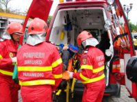 Incident medical pe Aeroportul Sibiu