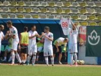 FC Hermannstadt a câştigat derby-ul cu UTA Arad, în inferioritate numerică și cu antrenorul eliminat!